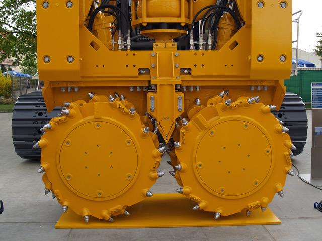 Colpo grosso per Bauer Macchine Italia - Bauer idrofresa idrofrese perforatrice perforatrici -Construction&Movimento Terra Notizie - MC5.0-Macchine Cantieri 7
