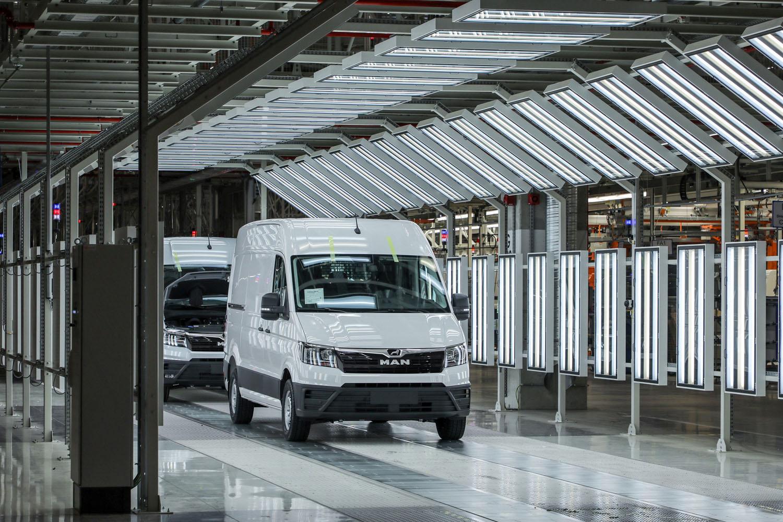 20.000 Man TGE - aziende MAN van veicoli commerciali veicolo commerciale -Notizie Veicoli industriali e leggeri - MC5.0-Macchine Cantieri