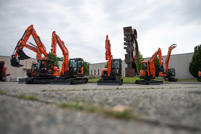 Pic8 fa il pieno - Doosan eventi Pic8 -Construction&Movimento Terra Notizie - MC5.0-Macchine Cantieri 5