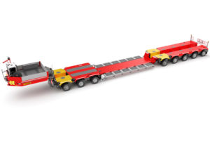 Il VarioMAX Plus di Faymonville: 105 t in dimensioni molto compatte trasporto eccezionale trasporti eccezionali Faymonville