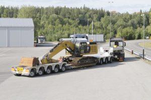 Trasporti pesanti in leggerezza grazie a Goldhofer trasporto eccezionale trasporti eccezionali semirimorchi rimorchi Goldhofer allestimenti