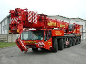 On the Annones way grazie ad Autovictor trasporto eccezionale trasporti eccezionali Autovictor