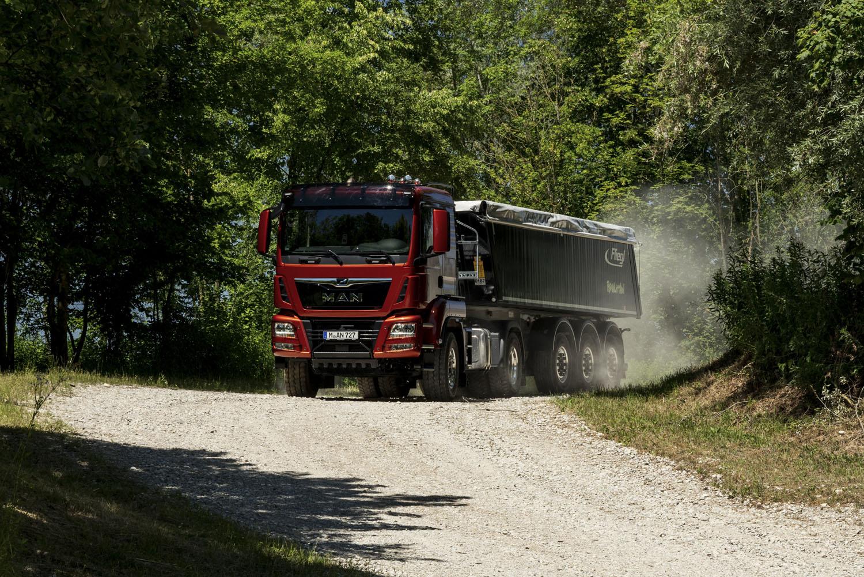- camionisti MAN trasporto -Notizie Veicoli industriali e leggeri - MC5.0-Macchine Cantieri
