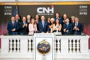 Gli enormi cambiamenti del gruppo CNH Nikola Iveco FPT CNH Case