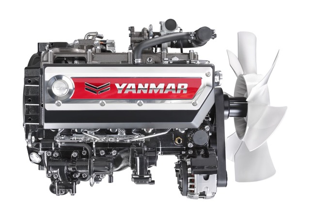 Yanmar presenta nuovi motori ad alta potenza - motore motori Yanmar Motori -Attrezzature&Componenti Notizie - MC5.0-Macchine Cantieri 3