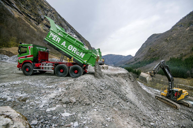 Con Allison i camion fanno anche i dumper - Allison catena cinematica Scania trasmissione trasmissioni -Attrezzature&Componenti Notizie - MC5.0-Macchine Cantieri 4