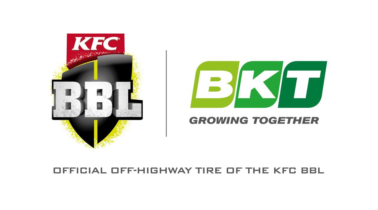 BKT sbarca in Australia per sponsorizzare la KFC Big Bash League di cricket - BKT pneumatici pneumatico -Attrezzature&Componenti Notizie - MC5.0-Macchine Cantieri 2