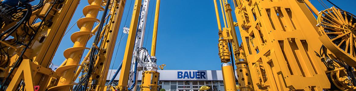 Come nasce una perforatrice Bauer? - Bauer perforatrice perforatrici -Construction&Movimento Terra Notizie - MC5.0-Macchine Cantieri 8