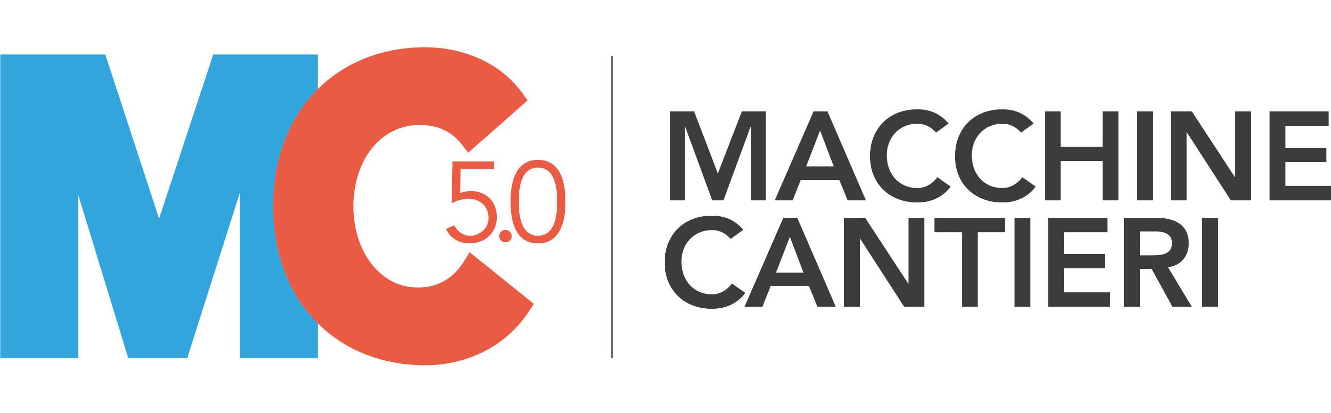 MC5.0-Macchine Cantieri Logo