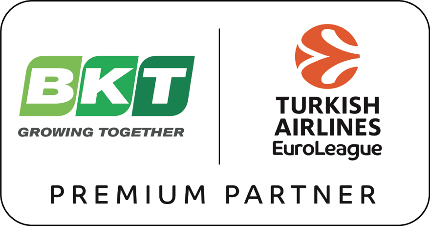BKT è il Premium Partner di Euroleague Basketball
