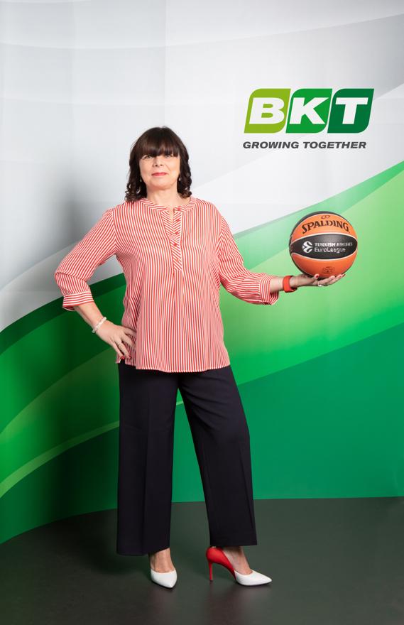 BKT è il Premium Partner di Euroleague Basketball