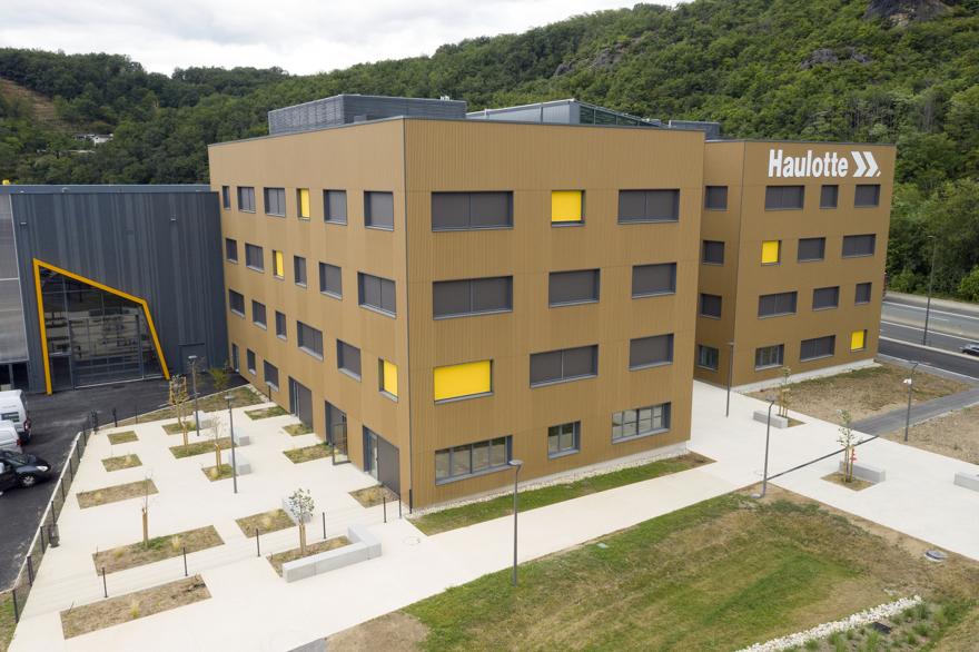 H3 sede operativa di Haulotte